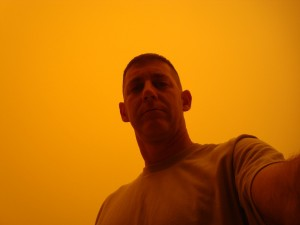 Daly's dust storm